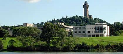 Stirling University Cottrell Building
